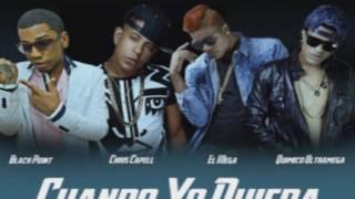 Quimico Ultra Mega Ft. Black Point, El Mega & Chris Capell - Cuando Yo Quiera