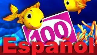 La canción de los números del 10 al 100 | Canciones infantiles | LittleBabyBum
