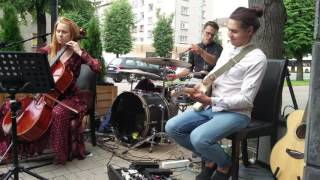 "Grupa ""Madara"" - Intro (Live @ Coffee & Wine Gallery)"
