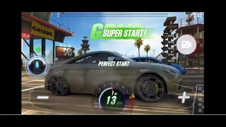 CSR2 How to get Perfect Super Start in Live Races (Best Way for Launching)