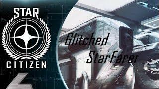 Glitched Starfarer (Star Citizen Alpha 2.6.3) ft. Sgt BiGGz, Setsuka and Daz