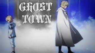 Owari no Seraph's a Ghost Town by Adam Lambert Amv