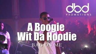 A Boogie Wit Da Hoodie - Bag On Me (LIVE)