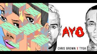 Years & Years and Chris Brown feat. Tyga mashup - 'Shining Ayo'