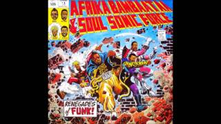 Afrika Bambaataa - Reckless