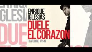 Wisin Ft Enrique Iglesias  - Duele El Corazón ( ORIGINAL 2016 )