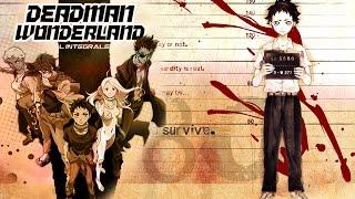 ديدمان وندرلاند أنمي خورافي Deadman Wonderland
