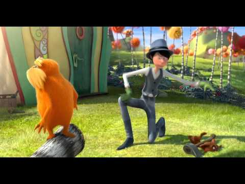 Lorax 3D: En Busca de la Trúfula Perdida