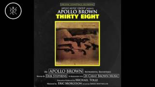 Apollo Brown - A Wise Man's Woman - Thirty Eight (2014)