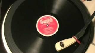 LOVER MAN Vocal-Dizzy Gillespie, Charlie Parker, and Sarah Vaughn 1945