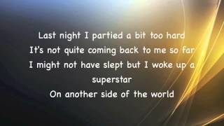 Martin Solveig Featuring Dragonette - Big In Japan Lyrics