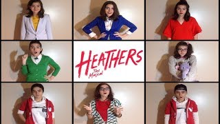 Hello! Heathers Cover (Book of Mormon Parody)