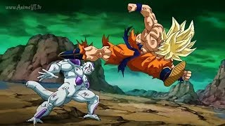 Goku vs Freezer AMV  Especial