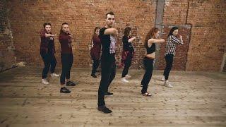 """Major Lazer - Night Riders"" Dancehall Choreography by Alexander Nikiforov | Six2one"