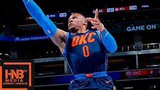 Oklahoma City Thunder vs Sacramento Kings Full Game Highlights | 11.19.2018, NBA Season