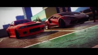 Young Thug, 2 Chainz, Wiz Khalifa & PnB Rock - Gang Up [Music Video] (GTA V carmeet)