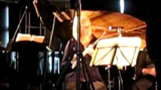 Orkest Ereprijs speelt La creation du Monde van Darius Milhaud(2)