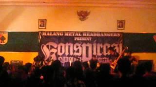 The Blackgoats-Threshold of Hell Live at Aula Ajusta Singosari, Malang. KKL#1