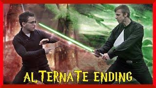 Harry Potter vs Luke Skywalker | Live Action Battle | Alternate Ending