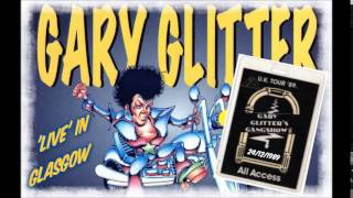 Gary Glitter - Hard On Me : live RARE