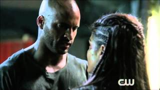Octavia and Lincoln ~ The 100 ~RIP Lincoln