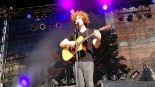 Michael Schulte - Thoughts (live), Lübeck 24.05.2014