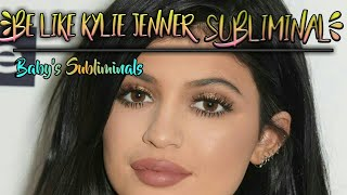 💅 Be like Kylie Jenner (face/body) - Subliminal REQUESTED 💅