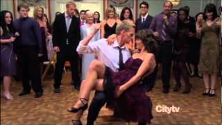 Barney & Robin Staffel 7 Episode 1 Tanz Szene (Ger Sub)