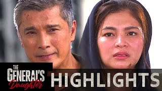 Marcial and Rhian get into an emotional reunion | The General's Daughter (With Eng Subs)