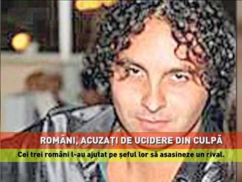 Trei români sunt implicați într-o crimă în Italia