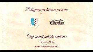 Sestřih - 17.díl Vaříme s Vendy! Pořad o vaření na TV Barrandov