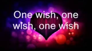 Ray J -One wish lyrics