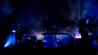The xx - Chained (Live @ Hollywood Forever Cemetery in Los Angeles, Ca 10.13.2012)