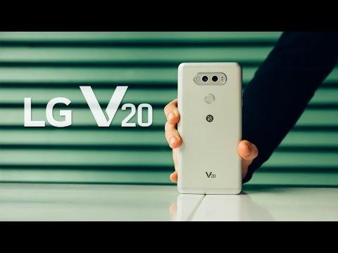 LG V20 - Review în Română