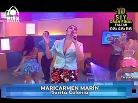 Sarita Colonia de Maricarmen Marin Letra y Video