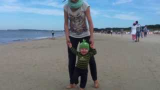 spacer po plaży :)