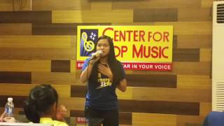 Beyonce - Pretty Hurts cover by Julianne Nicole Torres