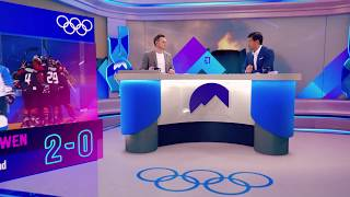 Eurosport, 2018 Winter Olympics, Reality Virtual Studio