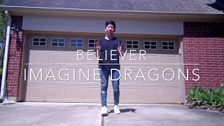 Imagine Dragons - Believer Dance Cover / Jinwoo Yoon Choreography