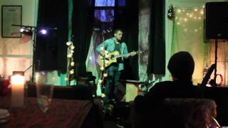 Dom Zyntek - Time After Time Live @The Quadrant Club Open Jam Sessions 05/05/2016