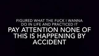 """Random"" G-Eazy with Lyrics"
