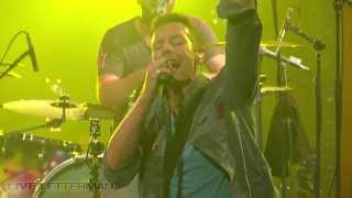 Coldplay - Yellow (Live on Letterman) width=