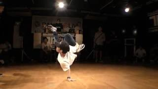 Jyunki(Def Clan) vs SHADE(ARIYA) BEST8 / DANCE@LIVE 2017 BREAK KANTO vol.1
