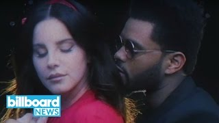 Lana Del Rey and The Weeknd Drop 'Lust for Life' Video | Billboard News