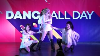 KCON2017 JAPAN CONVENTION / BLACK PINK  - '불장난 (PLAYING WITH FIRE)' / dance cover by QieeN
