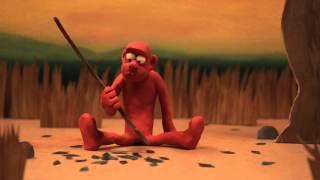 A Evolução do Homem - Animação Feita Pela Ape