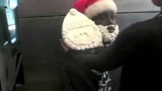 How To Make A Santa Cake