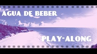 Agua De Beber - Piano Accompaniment (Play-Along)