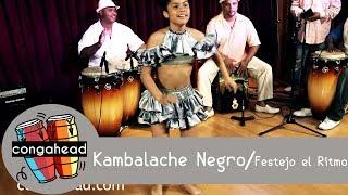 Kambalache Negro performs Festejo el Ritmo