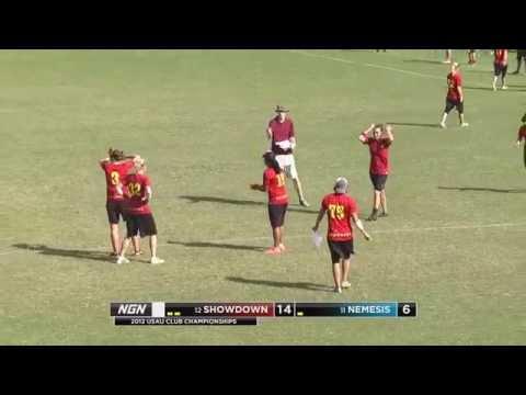 Video Thumbnail: 2012 National Championships, Women's Quarterfinal: Chicago Nemesis vs. Austin Showdown